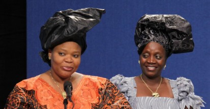 Leymah Gbowee and the Women of Liberia